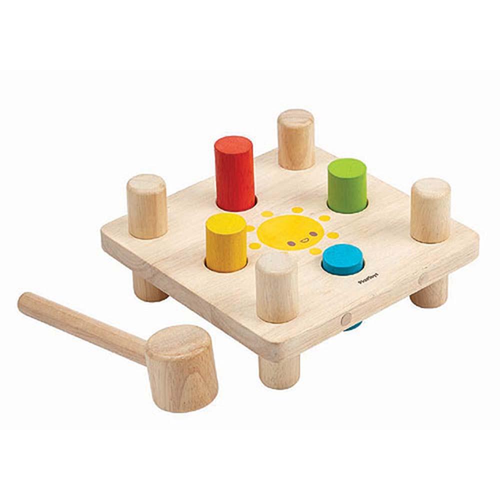 Plan Toys – Hammer Peg