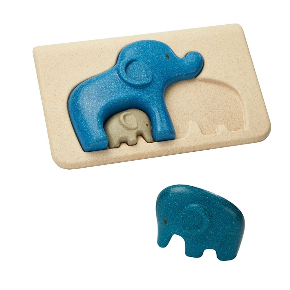 Plan Toys – Puzzle – Elephant