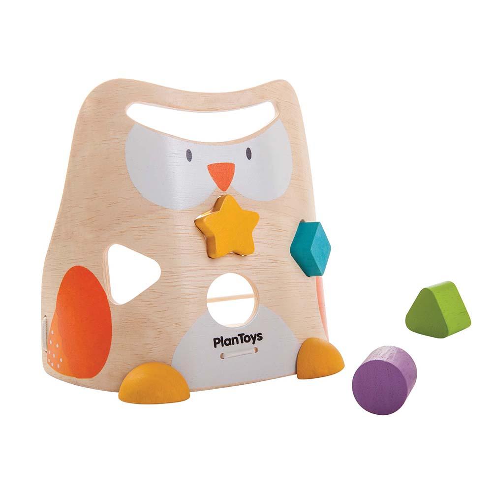 Plan Toys – Owl Sorter