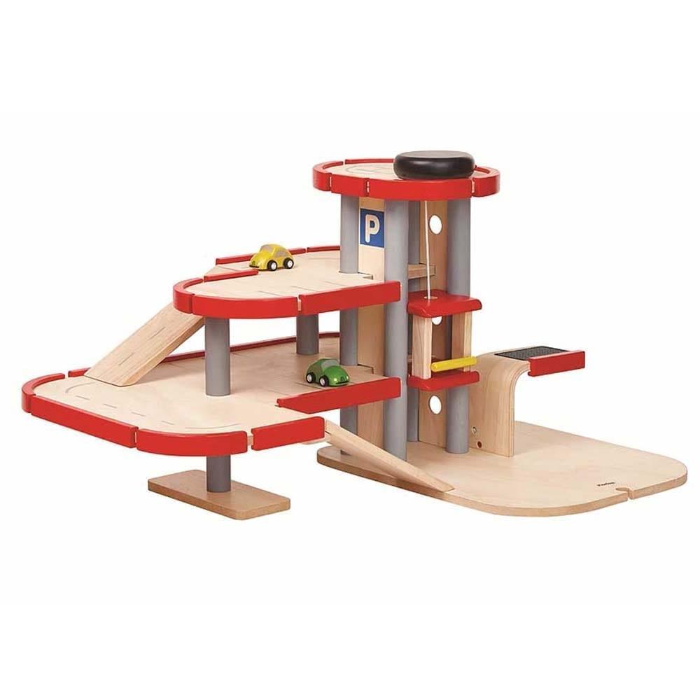 Plan Toys – Parking Garage