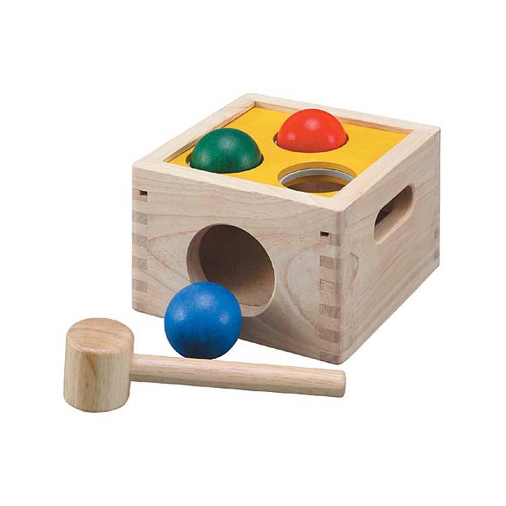 Plan Toys – Punch & Drop