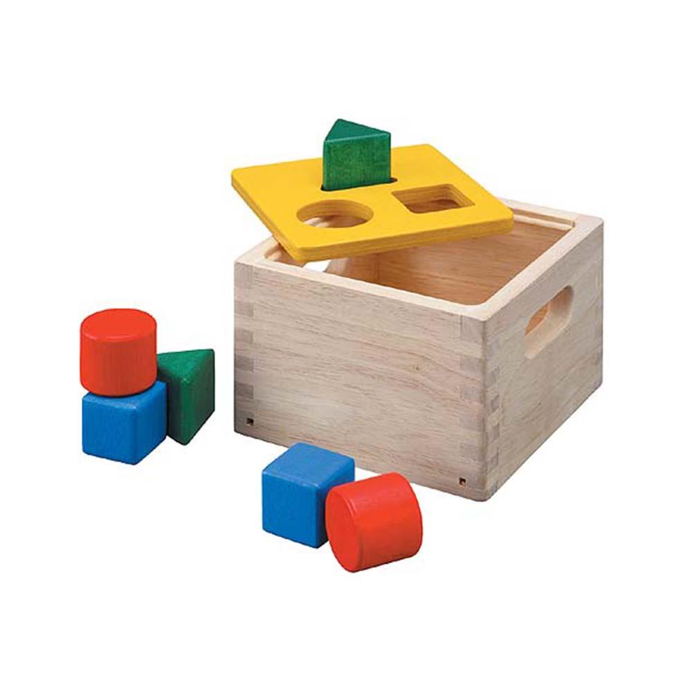 Plan Toys – Shape & Sort It Out