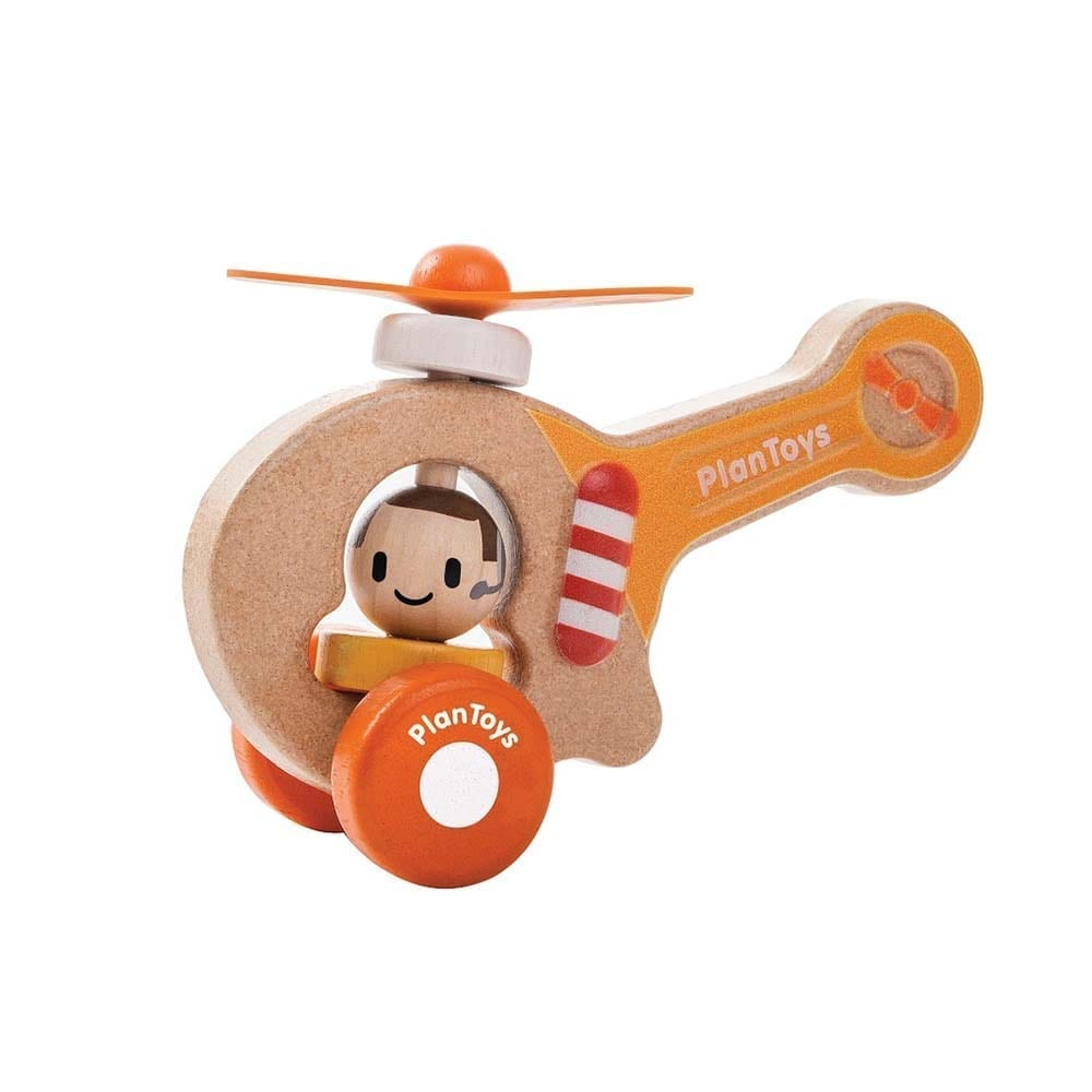 Plan Toys – Wooden Helicopter