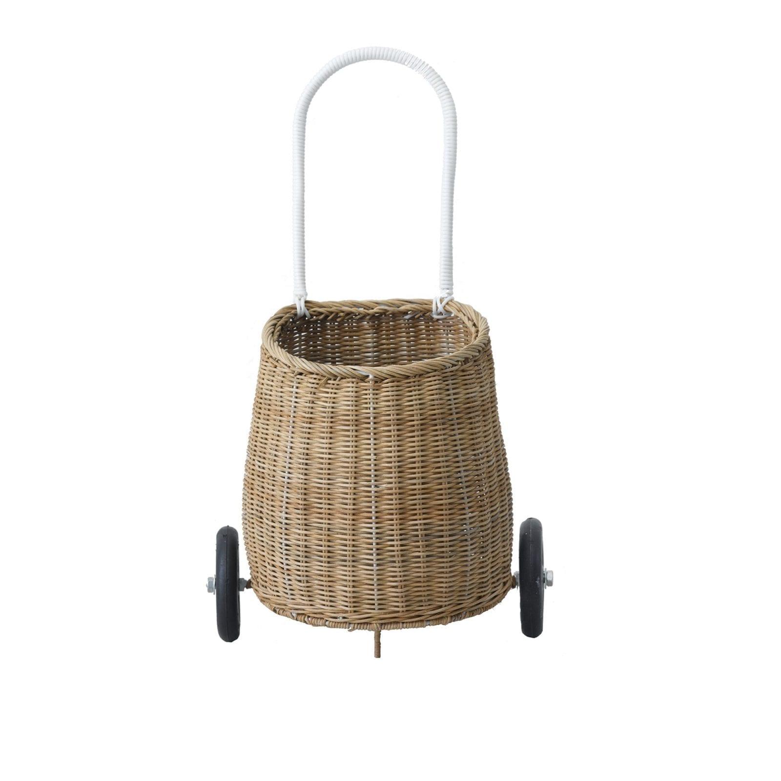 Luggy Basket – Nature