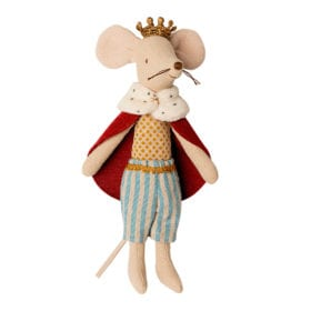Maileg – King Mouse – 15 cm