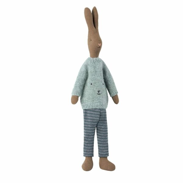 Medium Brown Rabbit - Linus - 53 cm
