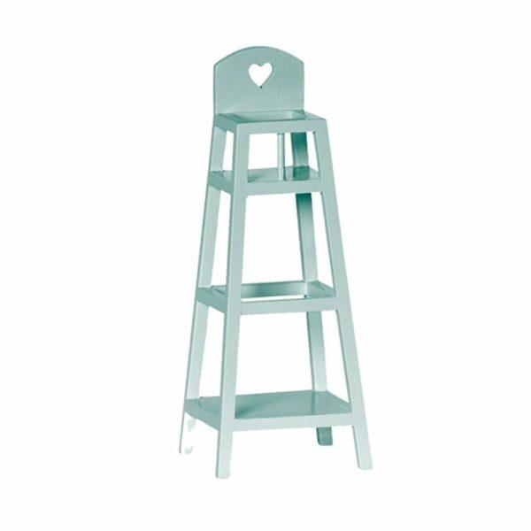 Maileg High Chair for MY - light blue
