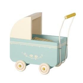 Micro Poppenwagen – Blue – 17,5 cm