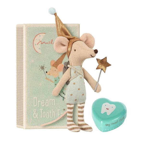 Maileg - Big Brother Mouse, Tooth Fairy - 12 cm