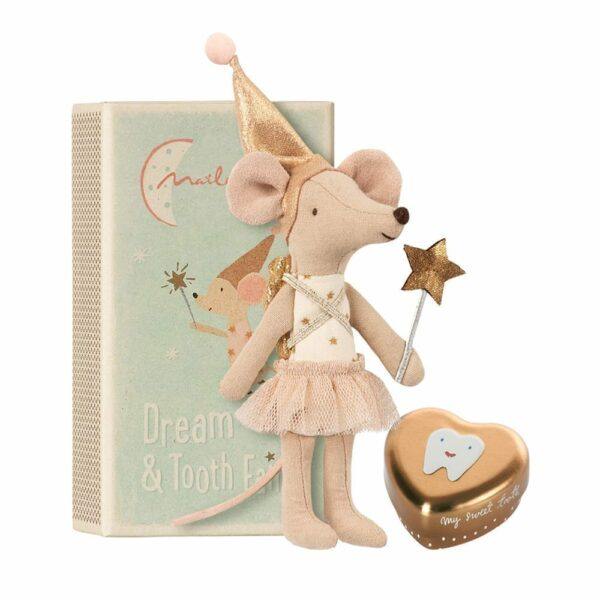 Maileg - Big Sister Mouse, Tooth Fairy - 12 cm