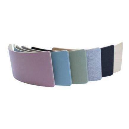 Wobbel Starter Balance Board Pressed Felt All Colours