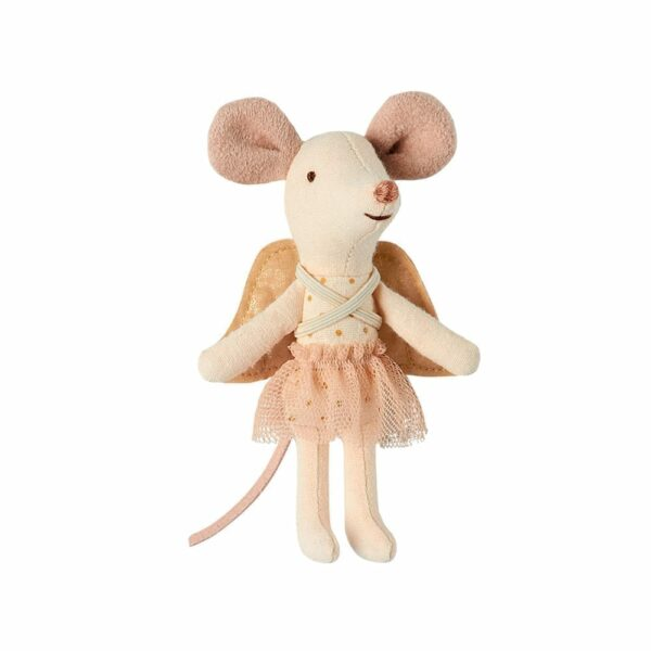 Maileg Big Sister Mouse - Angel - 12 cm