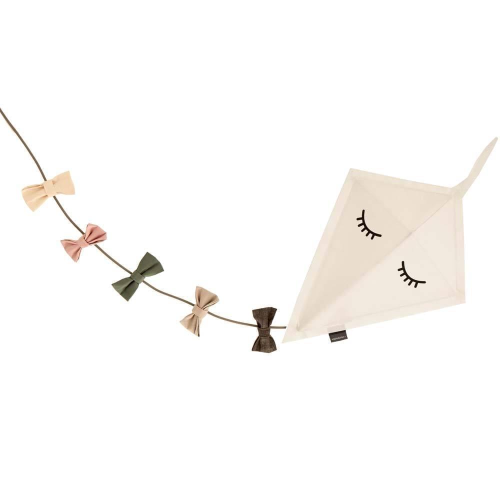 Roommate – Kite Ceiling Textile Lamp – Beige