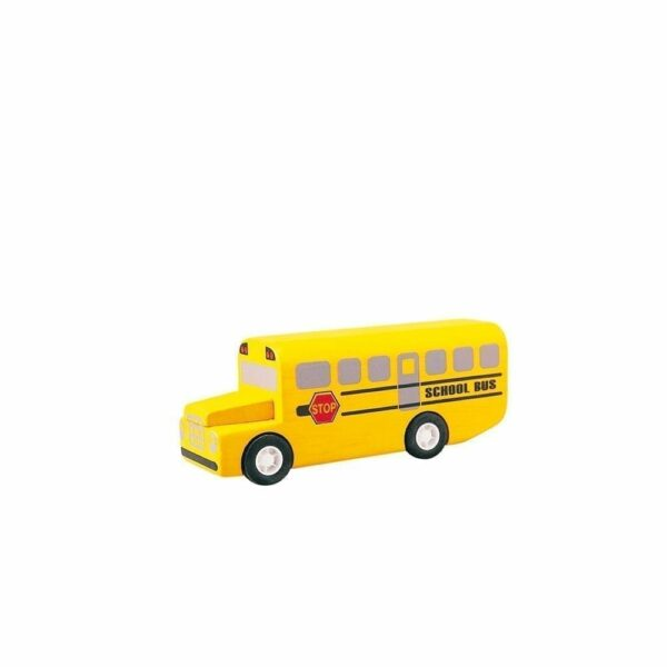 Plan Toys - School Bus