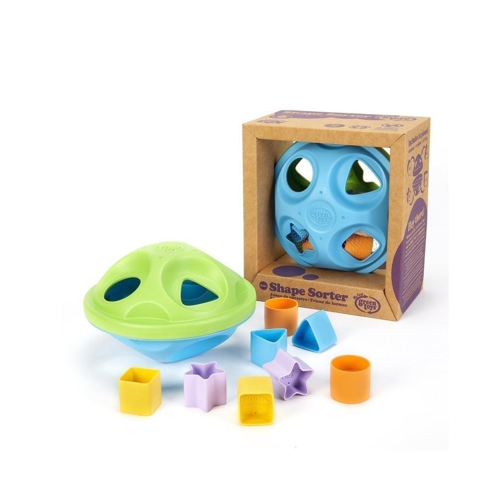 Green Toys – Formen Sortierset