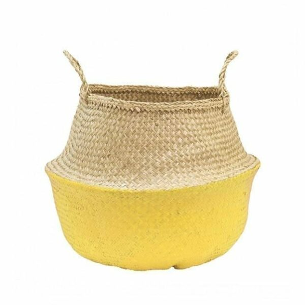 Belly Baskets - Yellow