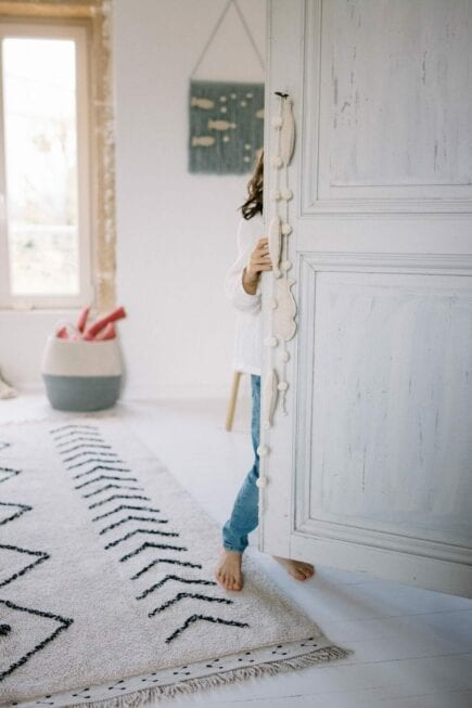 Lorena Canals - Washable Rug - Bereber Rhombs - 120 x 170 cm