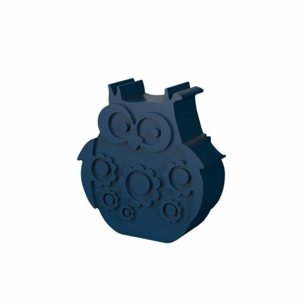 Blafre - Lunchbox - Owl - Dark Blue