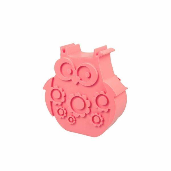 Blafre - Lunchbox - Owl - Pink