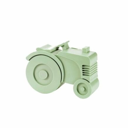 Blafre - Lunch box - Tractor - Light Green
