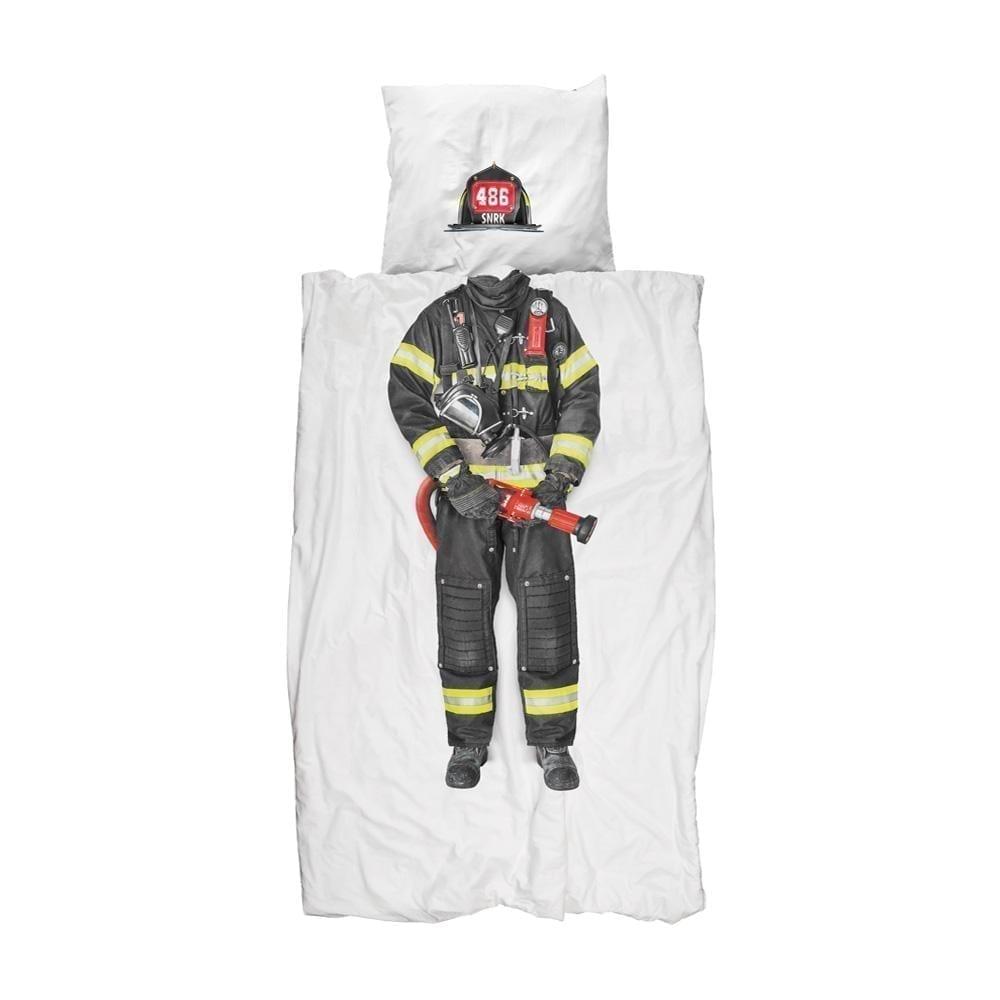Snurk – Duvet Cover Set – Firefighter