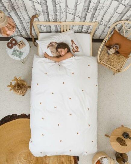 SNURK Kinderbettwäsche - Furry Friends