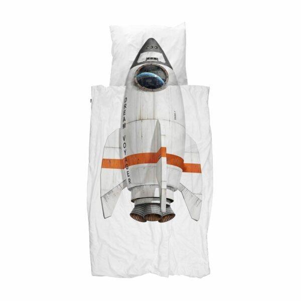 SNURK Duvet Cover Set - Rocket