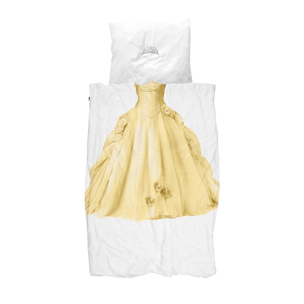Snurk – Kinderbettwäsche – Prinzessin Gelb