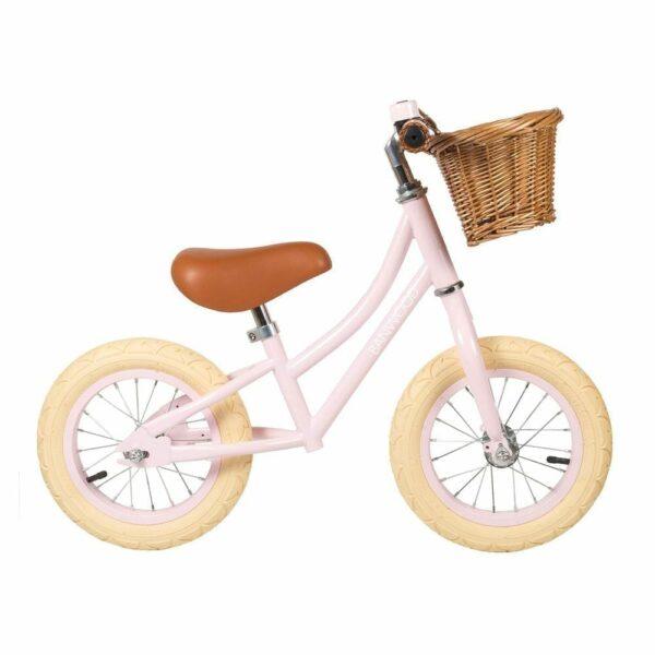 Banwood Balance Bike - First GO - Pink