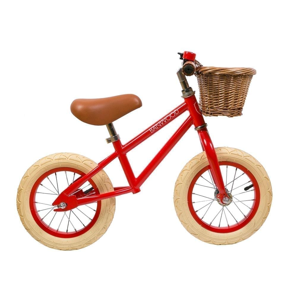 Banwood Balance Bike - First GO - Red