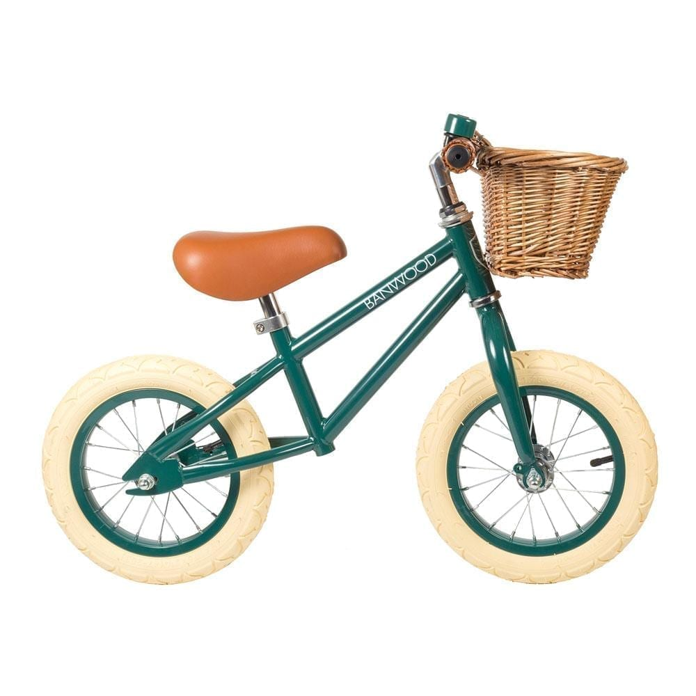 Banwood Balance Bike - First GO - Dark Green