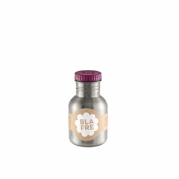 Blafre - Steel Bottle 300 ml - Plum Red
