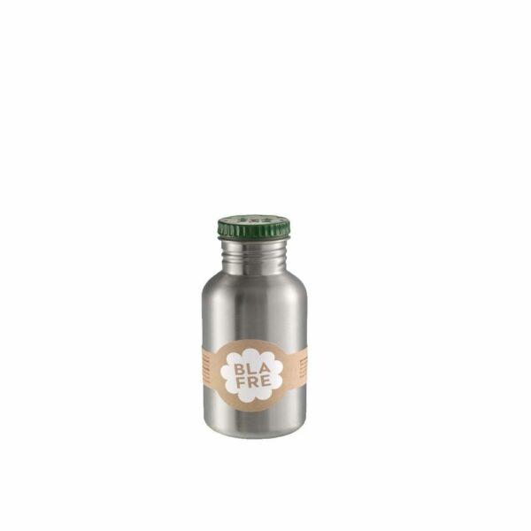 Blafre - Steel Bottle 300 ml - Dark Green