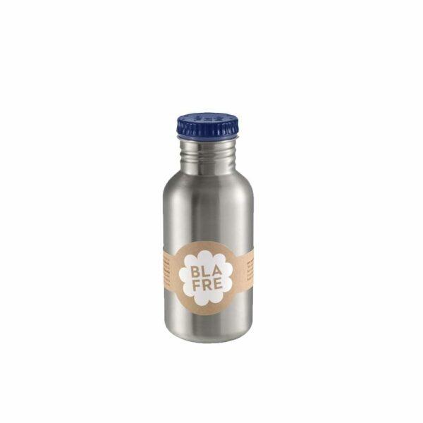 Blafre - Steel Bottle 500 ml - Dark Blue