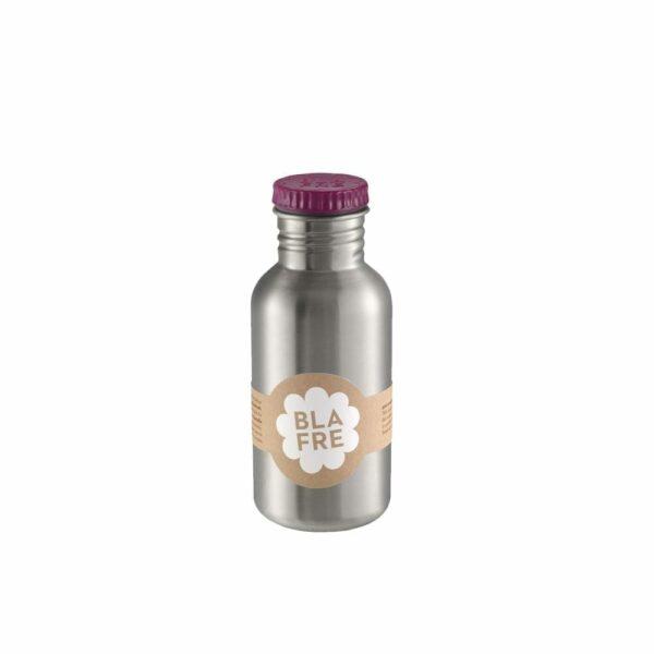 Blafre - Steel Bottle 500 ml - Plum Red