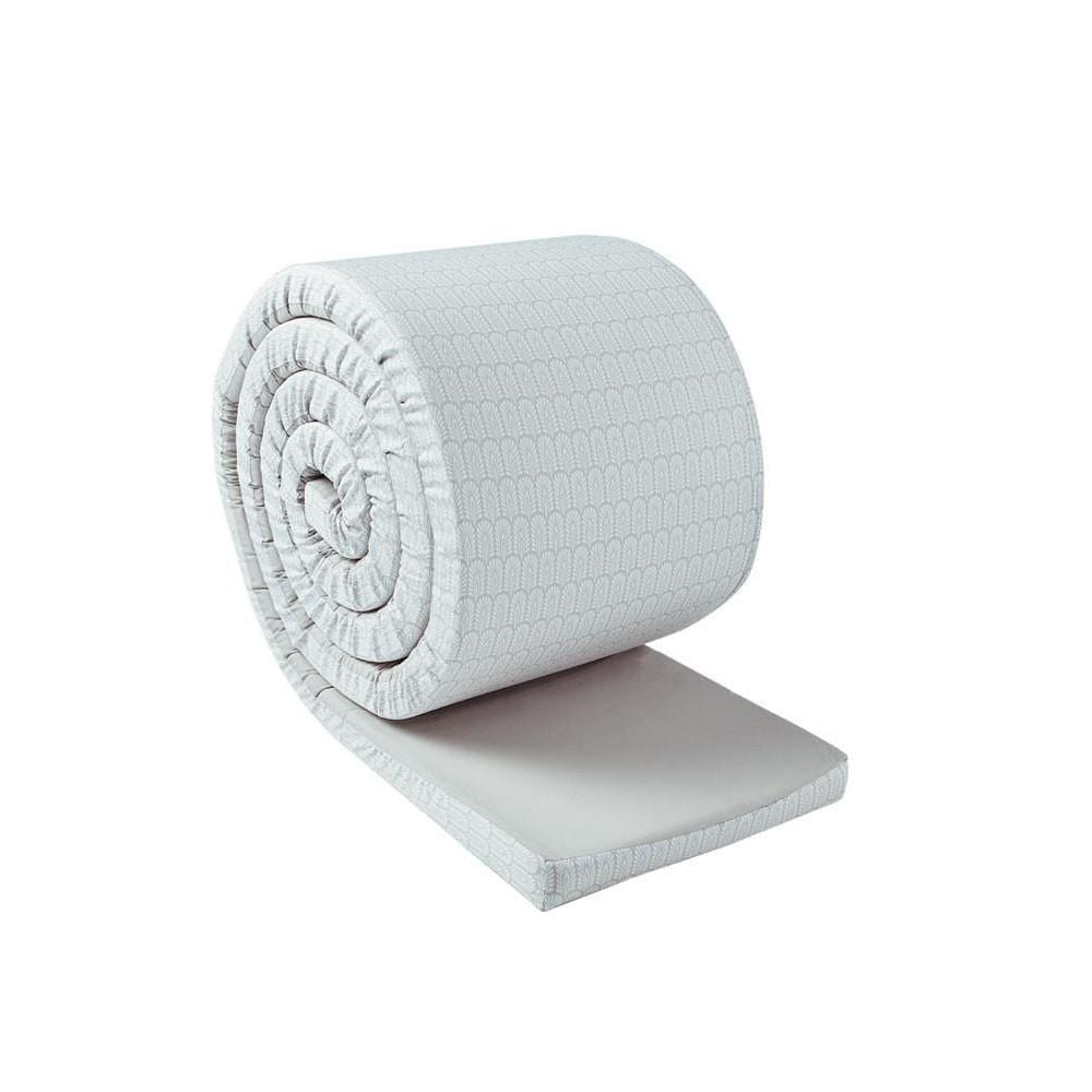 8645119617d Filibabba   Bed Bumper - Indian Grey   Free Shipping!