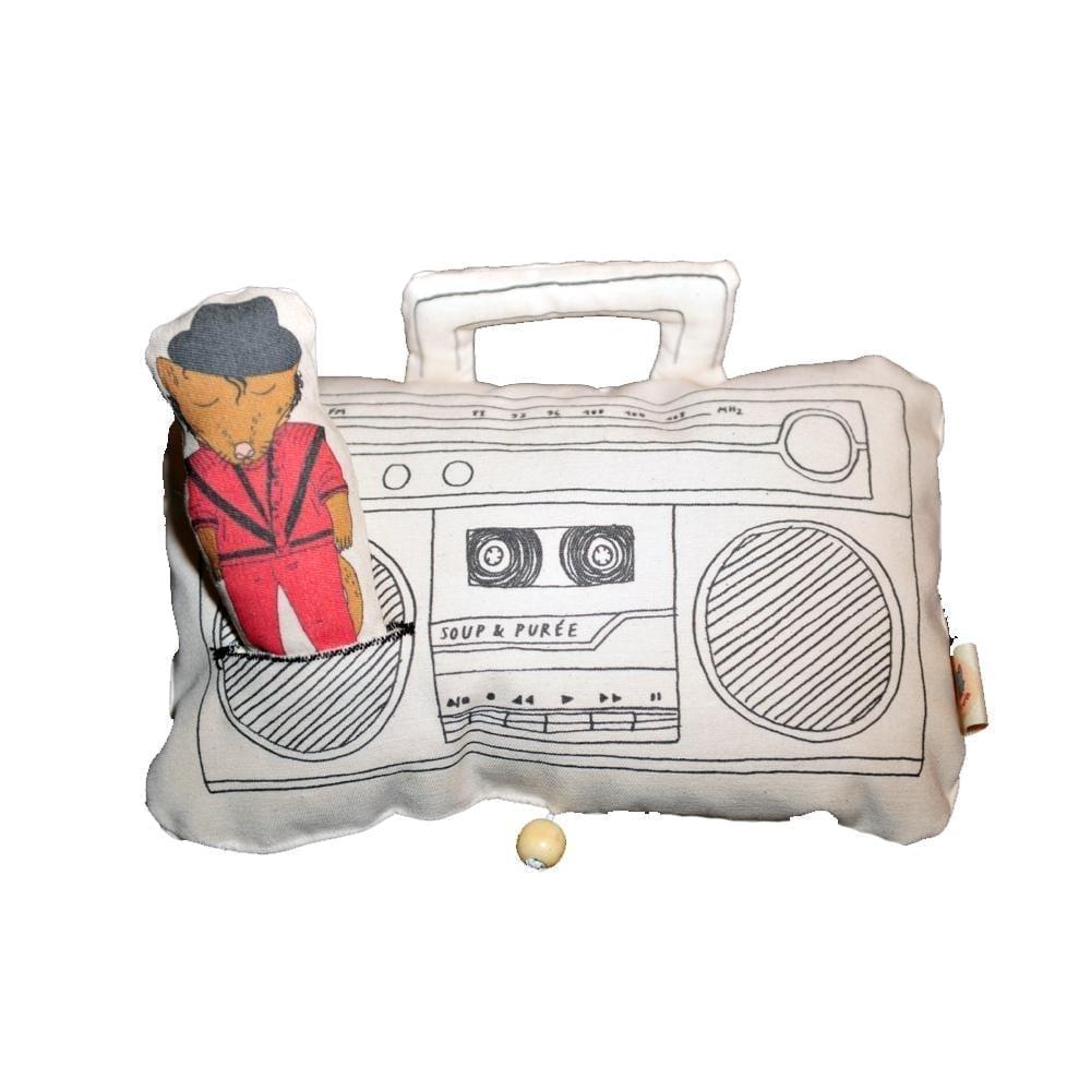 Soup & Puree – Music Mobile – Ghetto Blaster – Michael Jackson