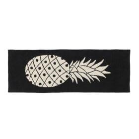 Washable Rug – Pineapple – 80 x 230 cm