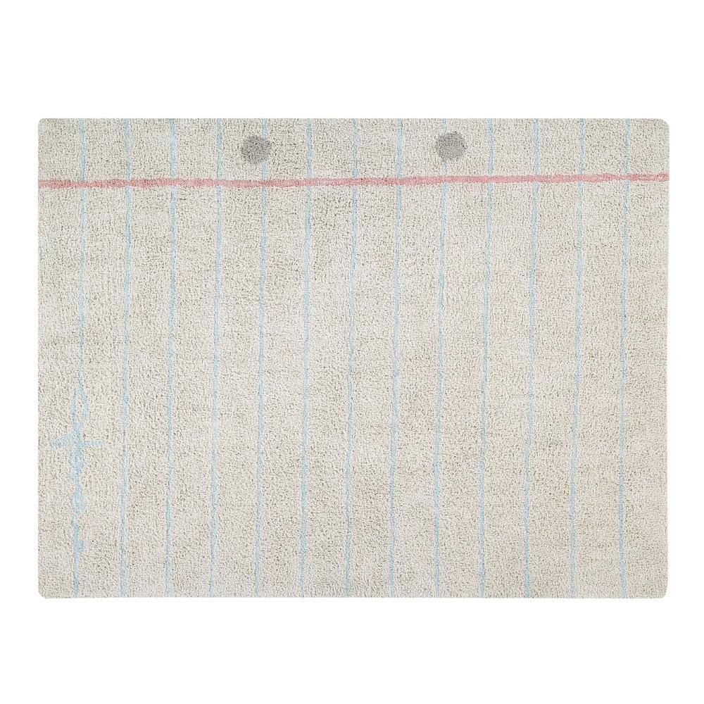 Lorena Canals – Waschbarer Teppich – Notizbuch – 120 x 160 cm