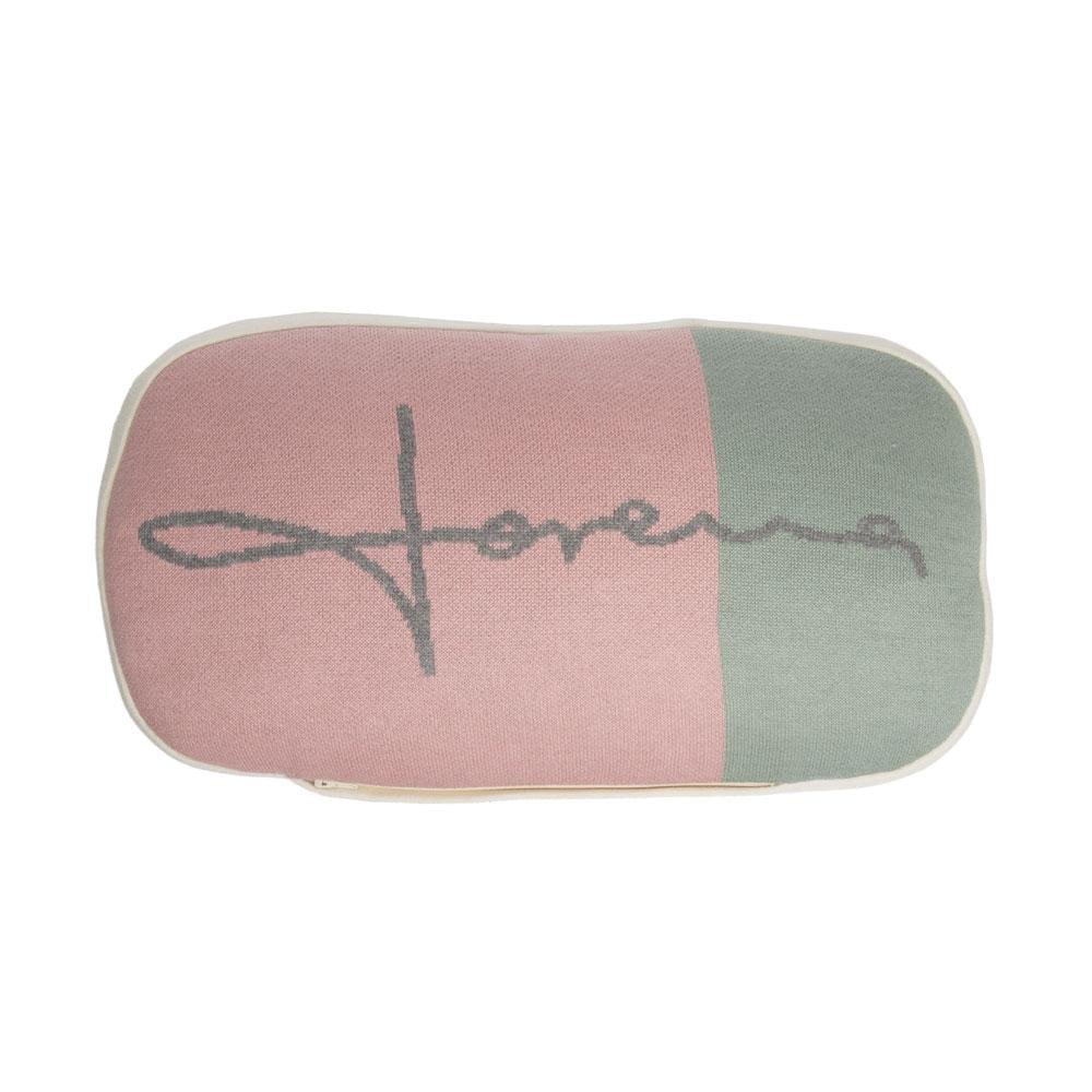Lorena Canals - Knitted Cushion - Eraser - 24 x 45 cm
