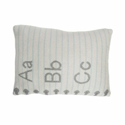 Lorena Canals - Knitted Cushion - Notebook - 30 x 45 cm