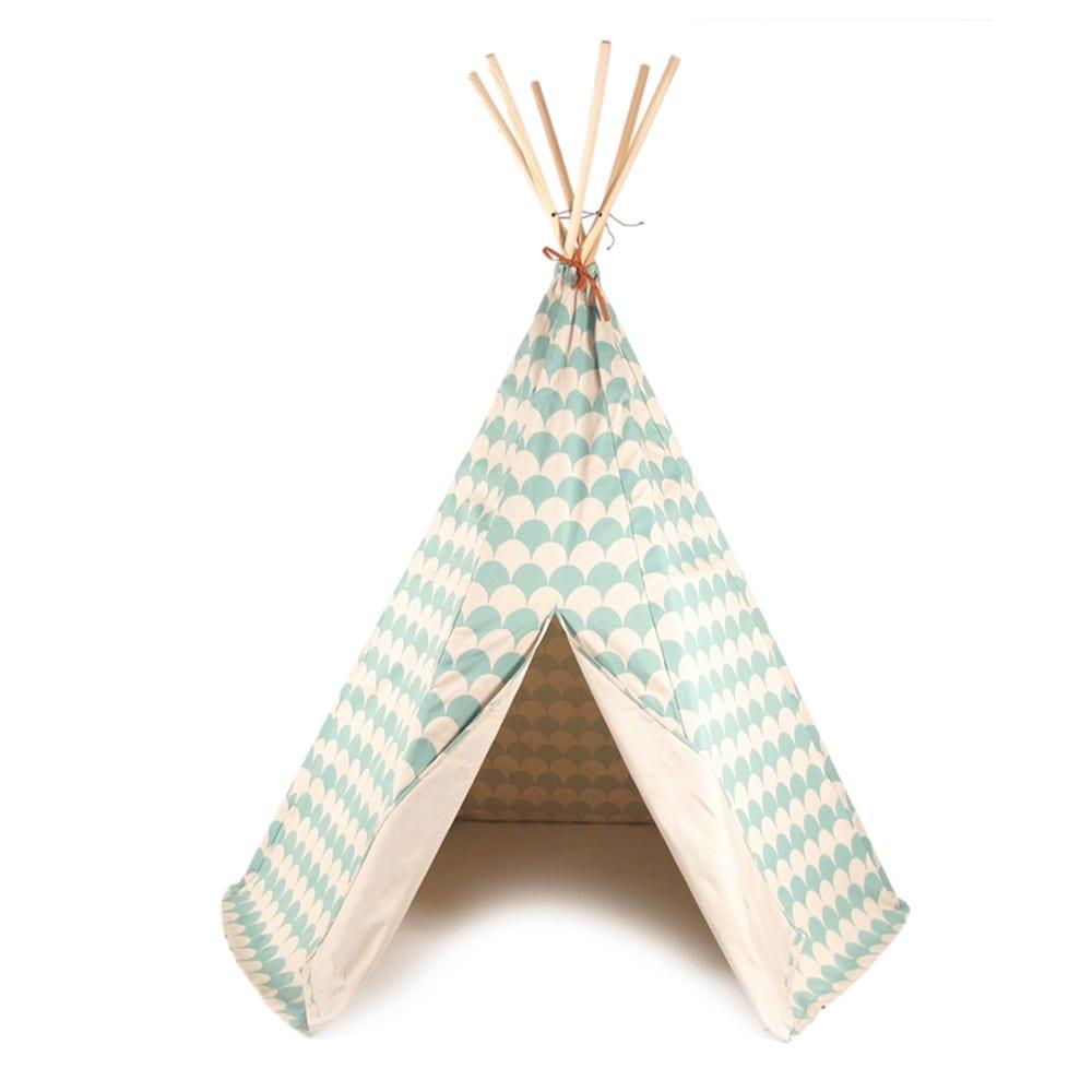 Teepee – Arizona – Scales – Green