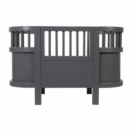 Sebra Doll's bed grey