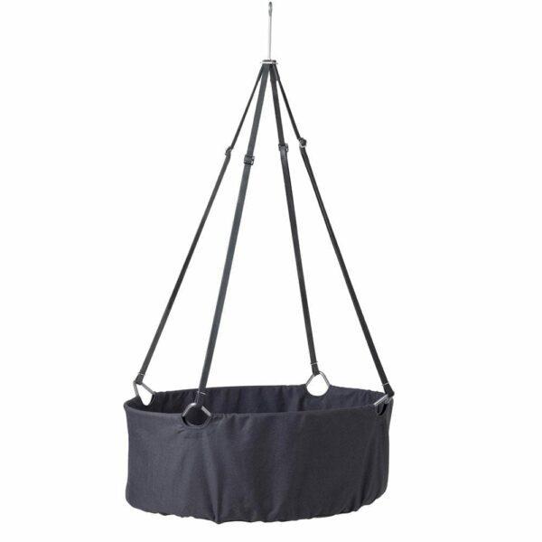 Leander - Baby Cradle - Grey