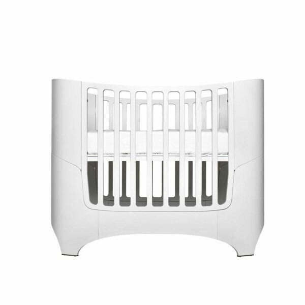 The Leander Baby & Junior Bed - White