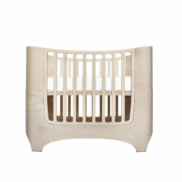 The Leander Baby & Junior Bed - Whitewash
