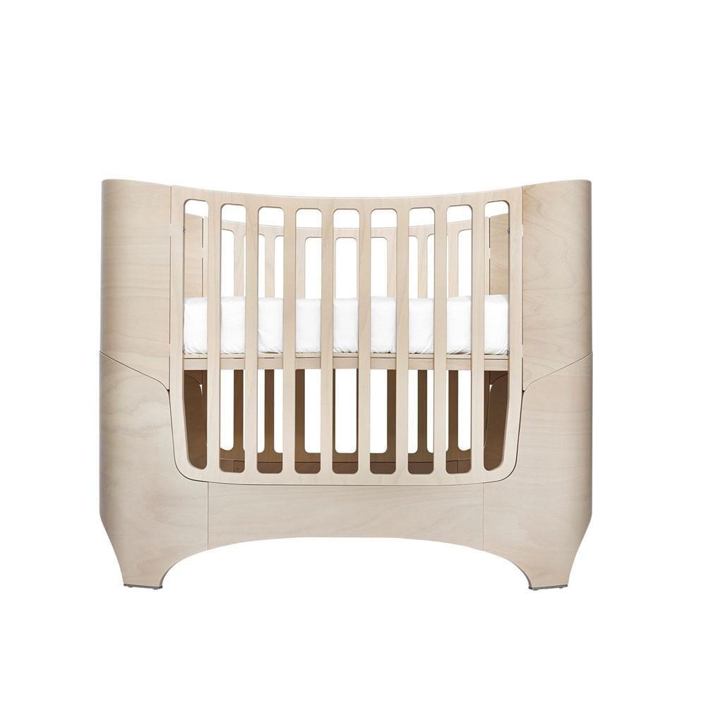 Leander – Classic Babybett – Whitewash