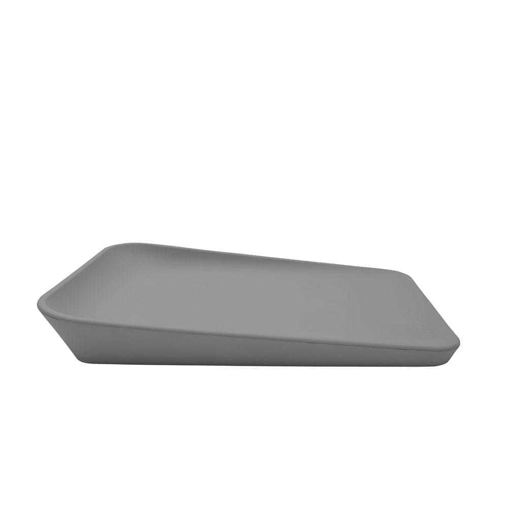 Matty Changing Mat – Dusty Grey