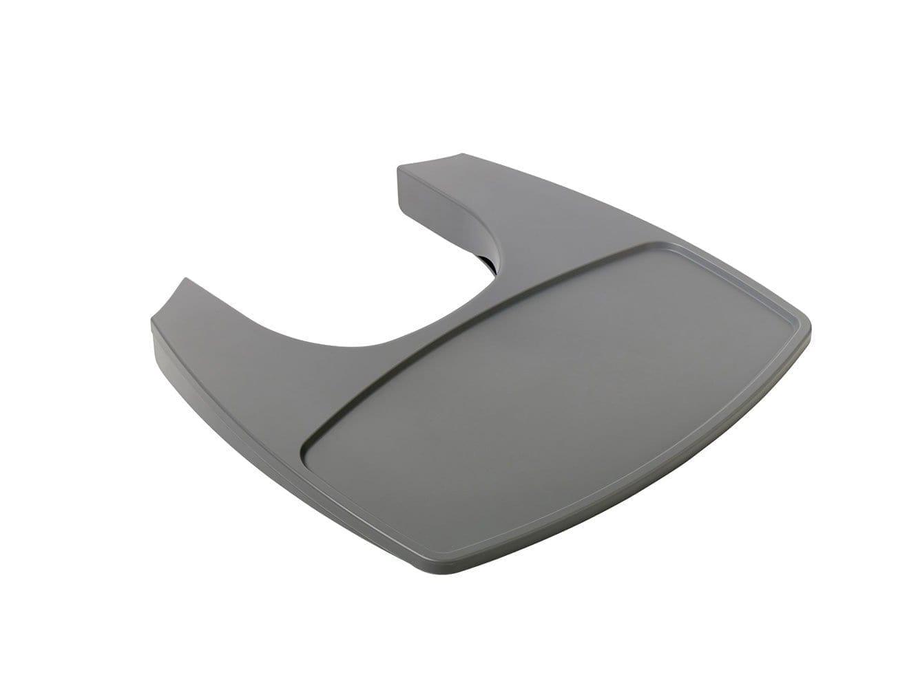 Hochstuhl – Tablett – Grau