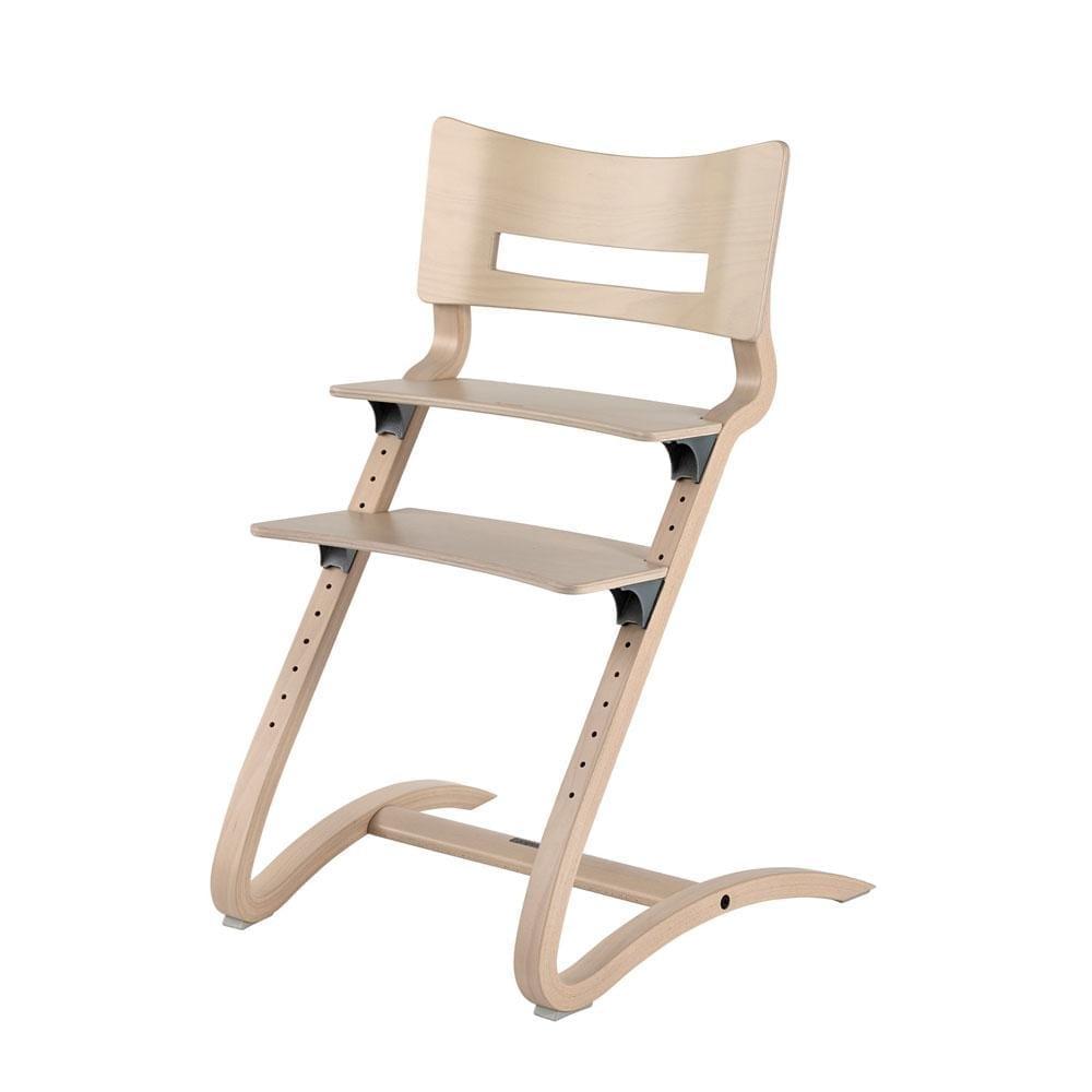 Leander – Classic Hoge Kinderstoel – Whitewash